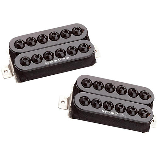 Seymour Duncan Invader Humbucker Pickup Set Black
