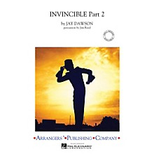 Arrangers Invincible - Part 2 Marching Band Level 3-4 Arranged by Jim Reed