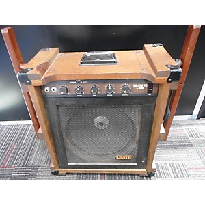 Pre-owned Crate Ir By SLM Guitar Combo Amp by Crate