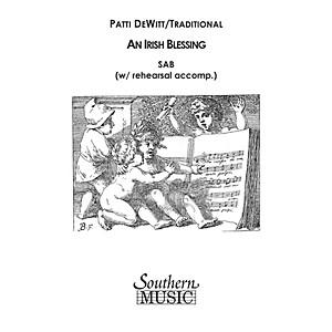 Southern Irish Blessing SAB Arranged by Patti DeWitt