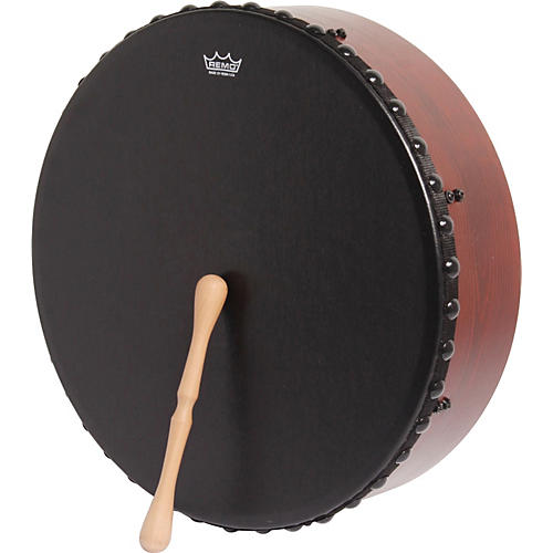 Remo Irish Bodhran Drum with Bahia Bass Head-thumbnail