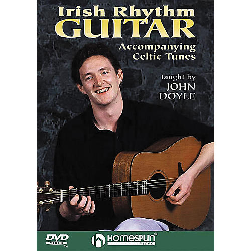 Homespun Irish Rhythm Guitar (DVD)-thumbnail