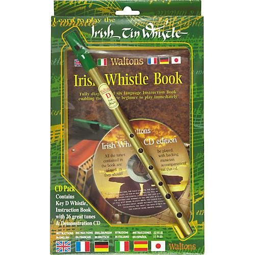 Waltons Irish Tin Whistle Package-thumbnail