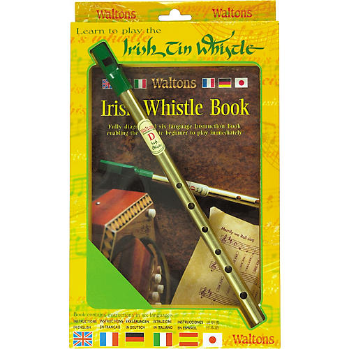 Waltons Irish Tin Whistle Value Pack