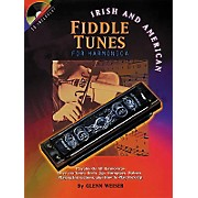 Centerstream Publishing Irish and American Fiddle Tunes for Harmonica