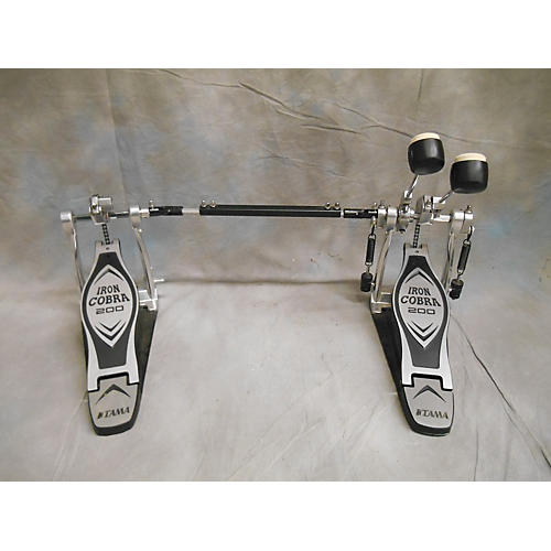 Tama Iron Cobra 200 Double Bass Drum Pedal-thumbnail