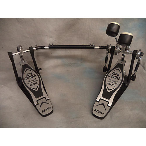 Tama Iron Cobra 600 Series Double Bass Drum Pedal-thumbnail