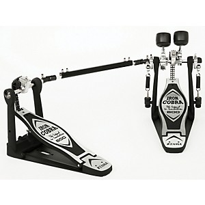 Tama Iron Cobra 600 Series Double Bass Drum Pedal