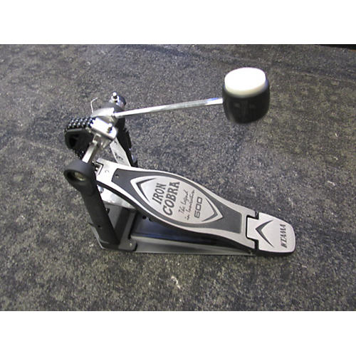 Tama Iron Cobra 600 Single Bass Drum Pedal-thumbnail