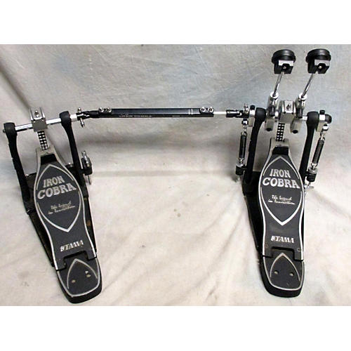 Tama Iron Cobra 900 Series Power Glide Double Bass Drum Pedal