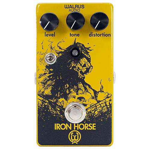Walrus Audio Iron Horse Distortion-thumbnail