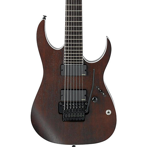Ibanez Iron Label RG Series RGIR27BE with Tremolo 7-String Electric Guitar-thumbnail