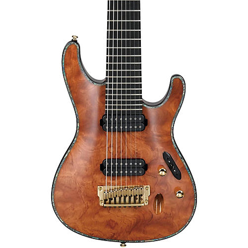 Ibanez Iron Label S Series SIX28FDBG 8-String Electric Guitar-thumbnail