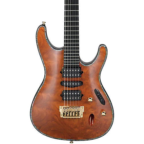 Ibanez Iron Label S Series SIX70FDBG Electric Guitar-thumbnail