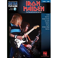 Hal Leonard Iron Maiden - Guitar Play-Along Volume 130 (Book/Online Audio)