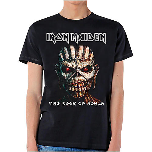 Iron Maiden Iron Maiden Book of Souls T-Shirt-thumbnail