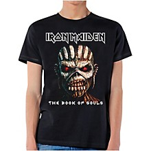 Iron Maiden Iron Maiden Book of Souls T-Shirt