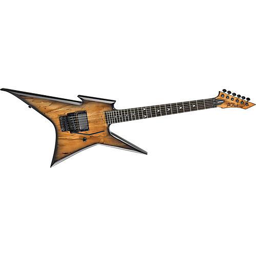 B.C. Rich Ironbird Pro Electric Guitar Spalted Ebony Fretboard