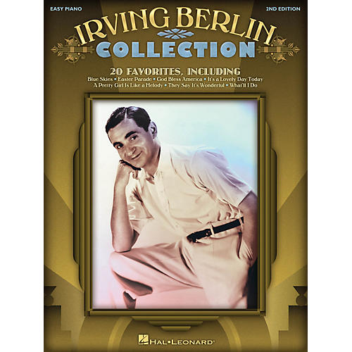 Hal Leonard Irving Berlin Collection For Easy Piano 2nd Edition-thumbnail
