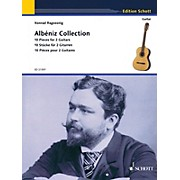 Schott Isaac Albéniz - Albéniz Collection (10 Pieces for Two Guitars Performance Score) Guitar Series Softcover