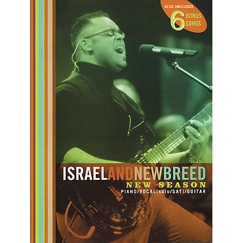 Integrity Music Israel and New Breed New Season Book