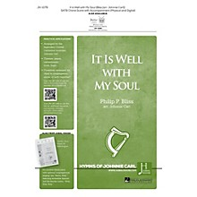 Jubal House Publications It Is Well with My Soul BRASS/PERCUSSION PARTS Arranged by Johnnie Carl