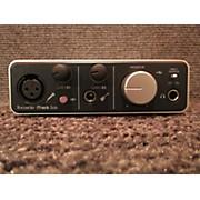 Focusrite Itrack Studio (lightning) Audio Interface