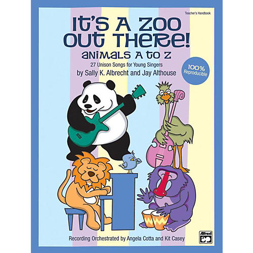 Alfred It's A Zoo Out There!-thumbnail