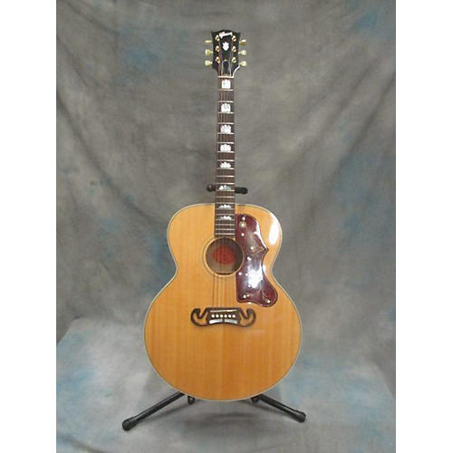 Gibson J-150 Maple Acoustic Guitar-thumbnail