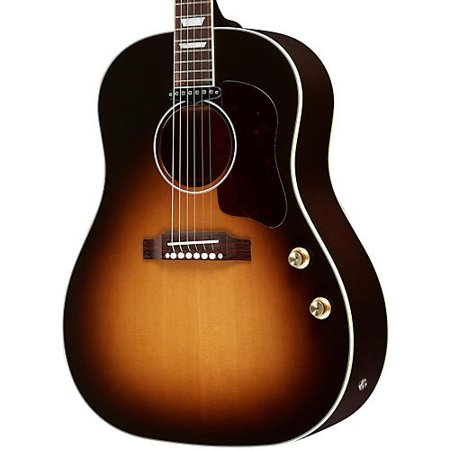 Gibson J-160E Standard Acoustic-Electric Guitar-thumbnail
