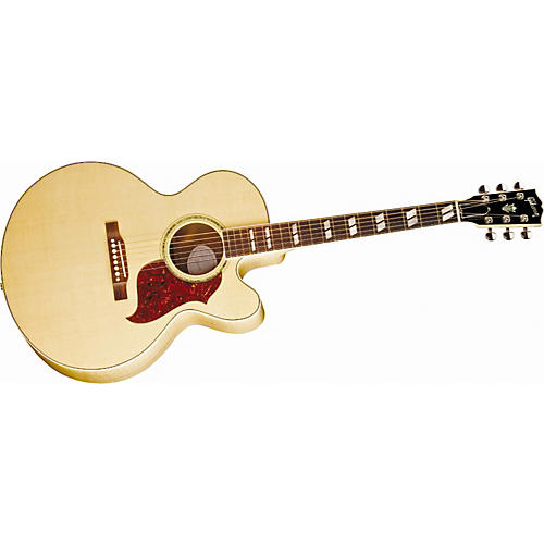 Gibson J-185 Acoustic-Electric Guitar-thumbnail