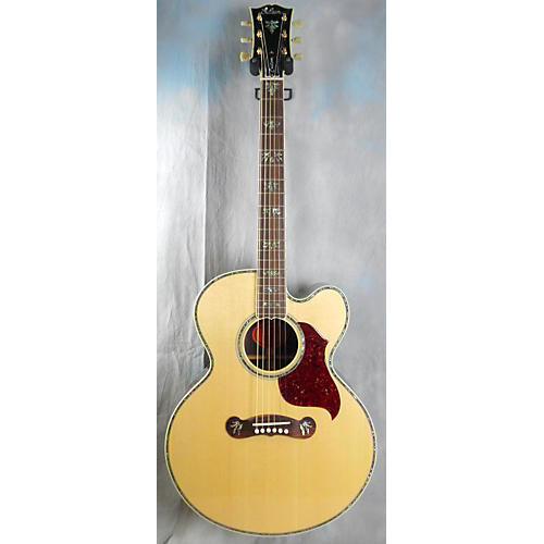 Gibson J-2000 Custom Acoustic Electric Guitar