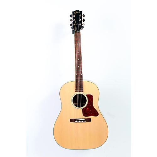 Gibson J-29 Rosewood Acoustic-Electric Guitar Antique Natural 888365235011