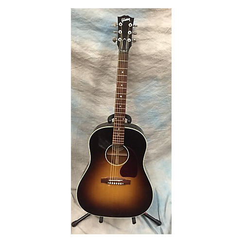 Gibson J-45 Acoustic Electric Guitar-thumbnail