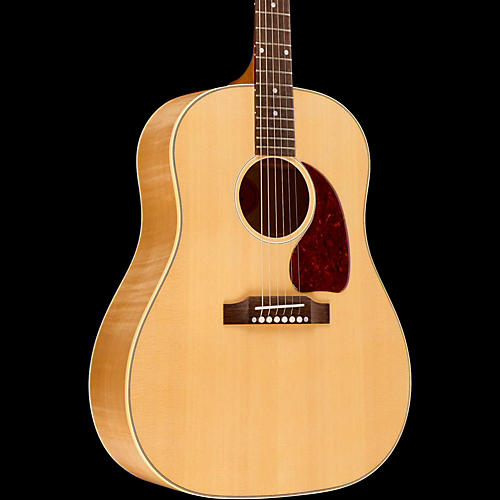 Gibson J-45 Big Leaf Maple Tonewood Edition Acoustic-Electric Guitar-thumbnail