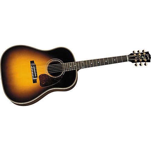 Gibson J-45 Custom Acoustic-Electric Guitar Vintage Sunburst