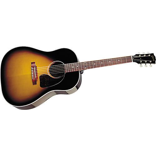 Gibson J-45 Modern Classic Mahogany Acoustic-Electric Guitar-thumbnail