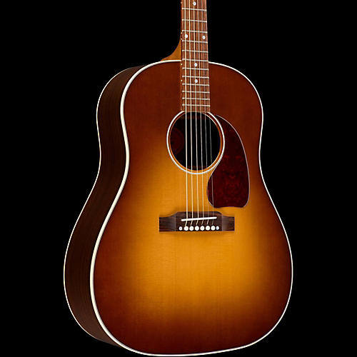 Gibson J-45 Mystic Rosewood Tonewood Edition Acoustic-Electric Guitar Honey Burst