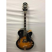 Washburn J-6S Hollow Body Electric Guitar