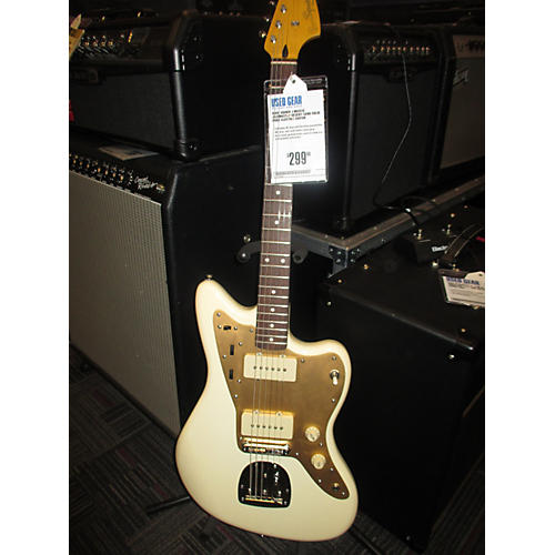 Squier J MASCIS JAZZMASTER Solid Body Electric Guitar-thumbnail