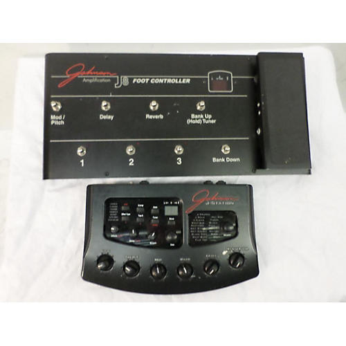 Used Johnson J Station W J 8 Foot Controller Effect