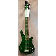 Davison J Type 6 String Electric Bass Guitar