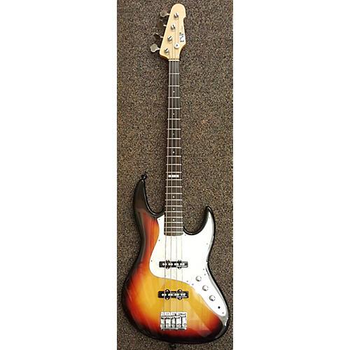 ESP J-fOUR Electric Bass Guitar 3 Tone Sunburst