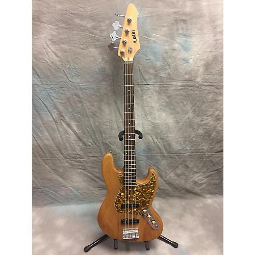 Austin J-style Electric Bass Guitar-thumbnail