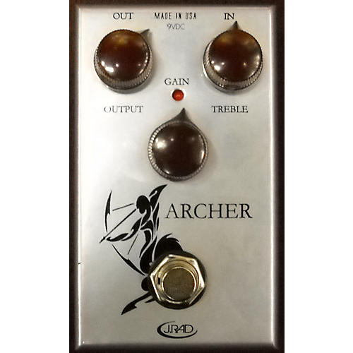 In Store Used J. ARCHER Effect Pedal-thumbnail