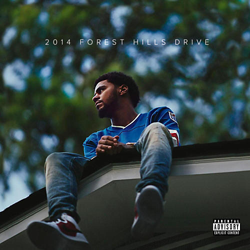 Sony J. Cole  - 2014 Forest Hills Drive 2LP-thumbnail