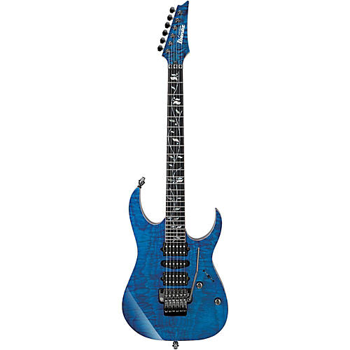 Ibanez J.Custom JCRG613 Limited Edition Electric Guitar Royal Blue Sapphire