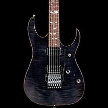 Ibanez J.Custom Series RG614 Black Opal