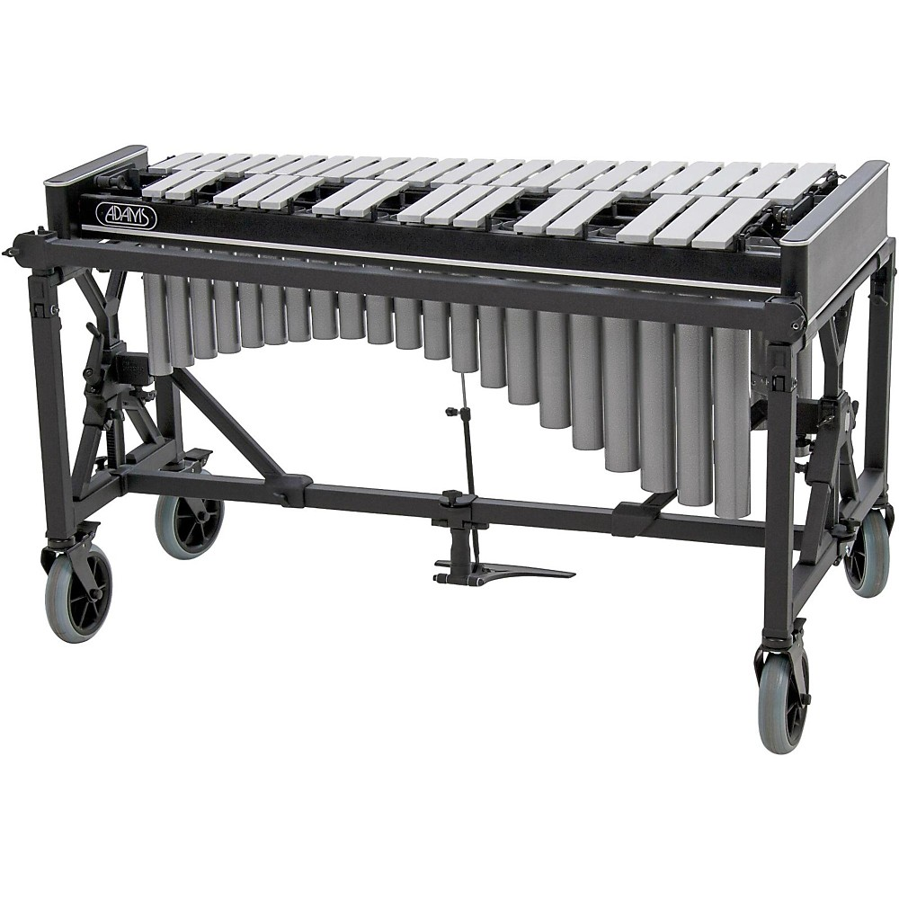 Adams Concert Series 3.0 Octave Vibraphone With Endurance Field Frame Silver Bars F3 F6 1375800278639