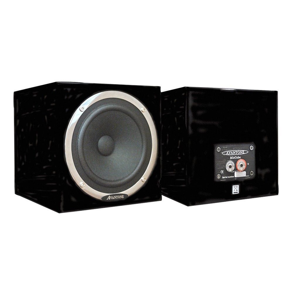 Avantone Pro Passive MixCube (Pair) Black 1375800278017